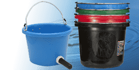 Buckets and Feeders