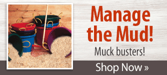 Manage the Mud!! Shop Now