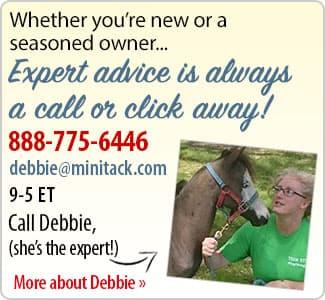 Expert advice! Meet Debbie!