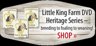 Little King Farm DVD Heritage Series!