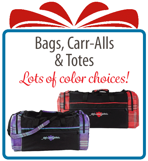Bags, Carry-Alls & Totes