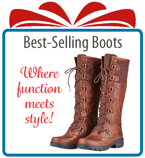 Best-Selling Boots