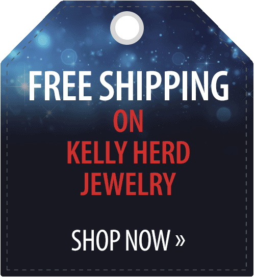 Free shipping on Kelly Herd Jewelry