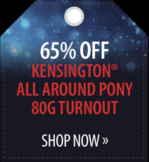 65% Off Kensington All Around Pony 80g Turnout