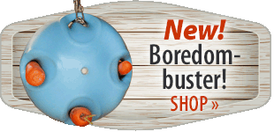 Shires® Carrot Ball Horse Toy! Shop Now