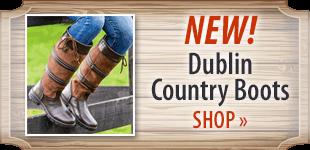 Dublin Boots! Shop Now