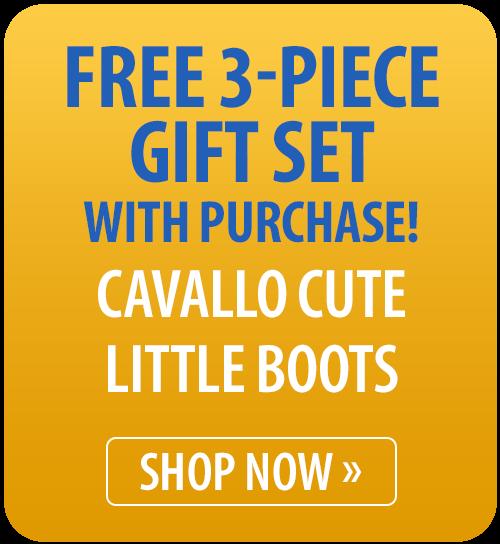 Cavallo Cute Little Boots
