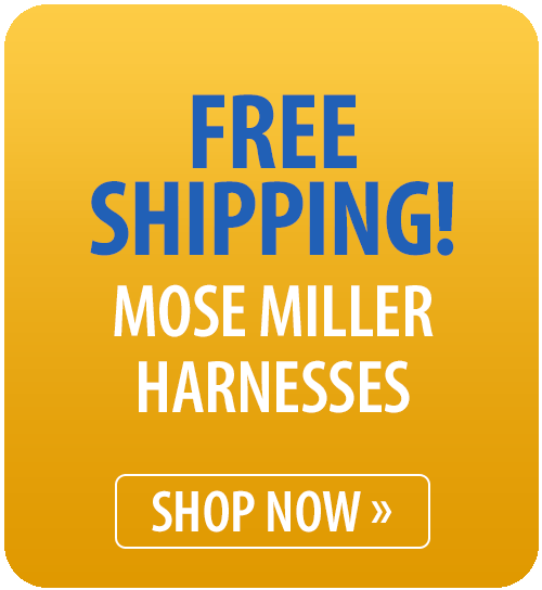 Mose Miller Harnesses