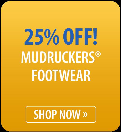 Mudruckers® Footwear