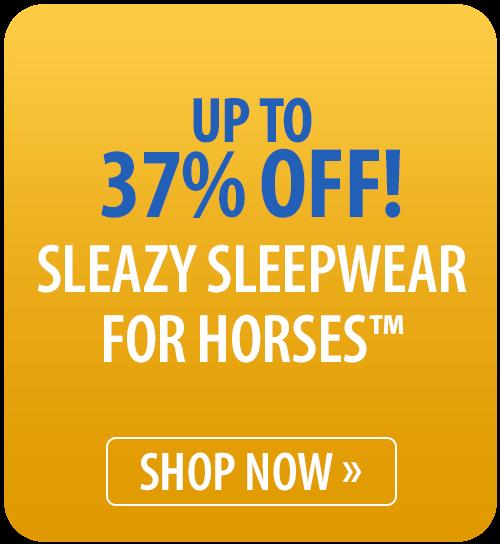 Sleazy Sleepwear for Horses�