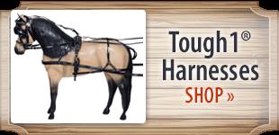 Tough1 Harnesses! Shop Now