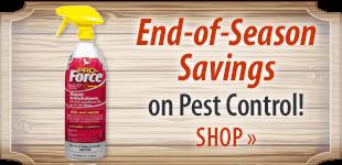 Pest Control! Shop Now
