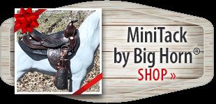 MiniTack by Big Horn®! Shop Now