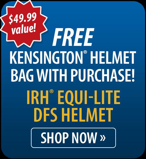 IRH� Equi-Lite DFS Helmet