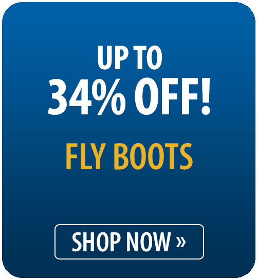 Up to 34% off Fly Boots