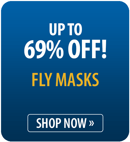Up to 69% Fly Masks