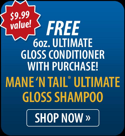 Mane 'n Tail� Ultimate Gloss Shampoo