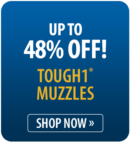 Up to 48% off Tough1� Muzzles
