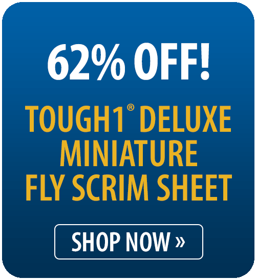 62% off Tough1� Deluxe Miniature Fly Scrim Sheet