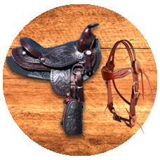 MiniTack Big Horn Saddles & Tack
