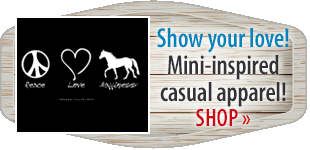 Mini-inspired casual apparel! Shop Now