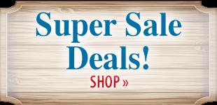 Super Sale Deals! Shop Now